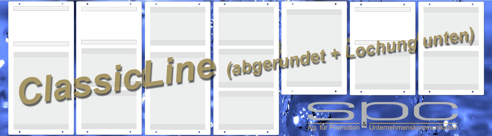 Banner-GS-ClassicLine-abgerundet-Lochung